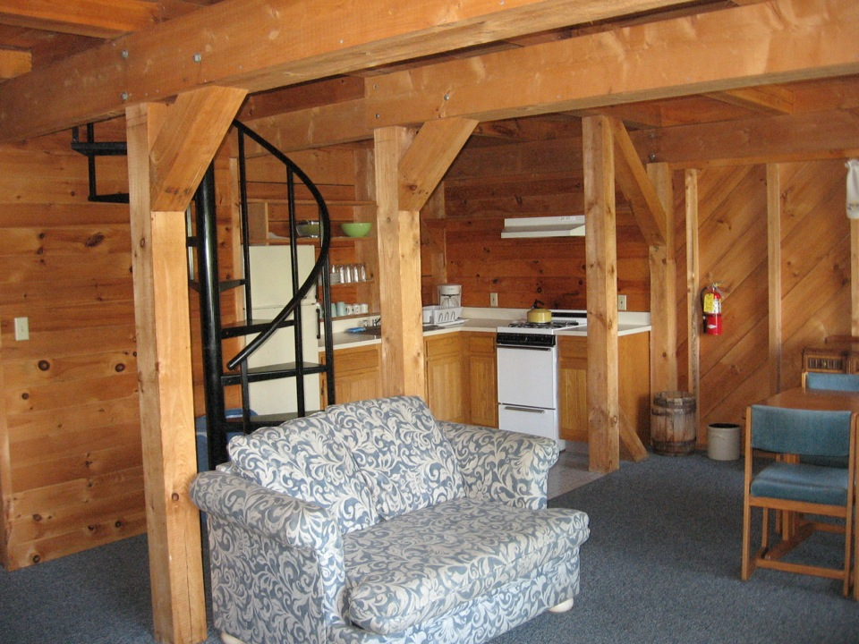 vacation rental vermont vt house cabin cabins log chalet in rentals winter exterior stowe